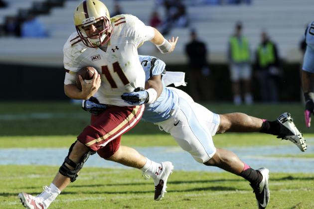 Boston College Vs. New Mexico State Game Time & TV Information Announced