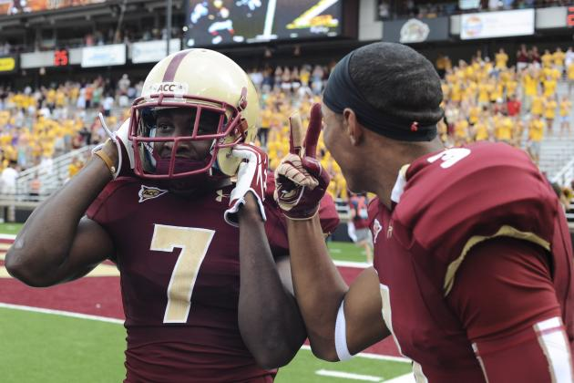 Boston College Football: Depth Chart For Virginia Tech Game