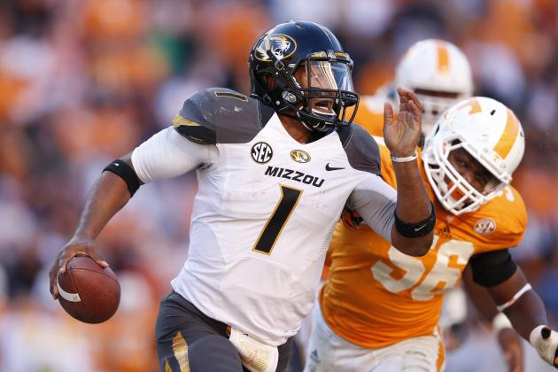 Tennessee Volunteers vs. Missouri Tigers: Spread Analysis and Pick Prediction