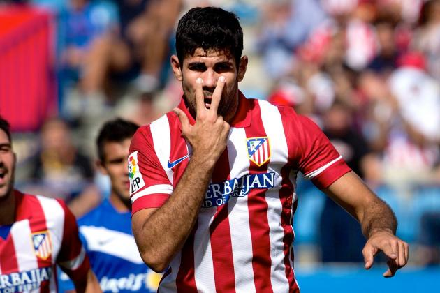 Diego Costa Can Be Spain's Biggest Weapon for 2014 FIFA World Cup