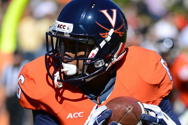 UVa Receivers Reconnect with Watford, Coaches