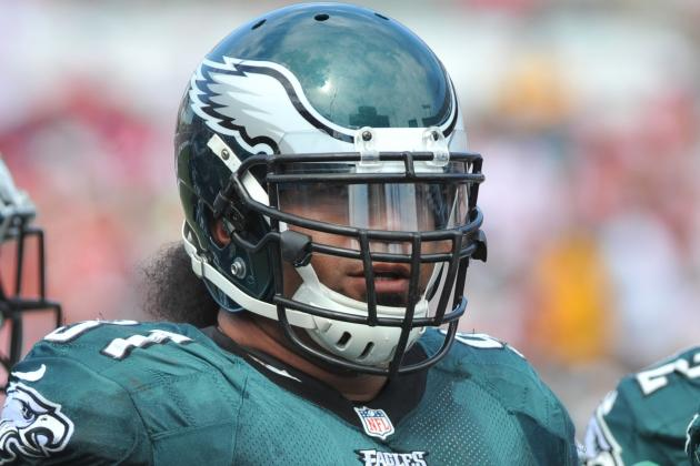 Eagles Trade Isaac Sopoaga to Pats for 5th-Rd Pick