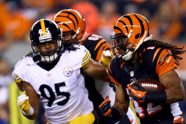 Tomlin Benches First-Rounder Jarvis Jones