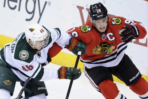 Are Elements There for Chicago Blackhawks to Go on Another Epic Winning Streak?