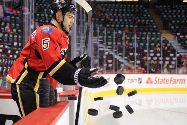 Why Flames Defenseman Mark Giordano's Injury Is a Crushing One