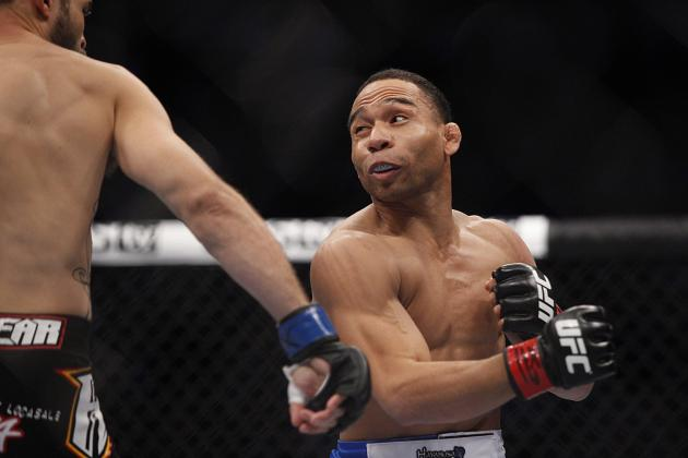 Ian McCall Out, John Dodson in vs. Scott Jorgensen at UFC on Fox 9