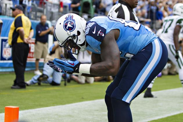 Week 9 Waiver Wire: Delanie Walker and Other Top Bye-Week Replacements