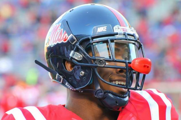 Ole Miss Football: Mathers, Walton Making Rebels' Rushing Attack More Efficient