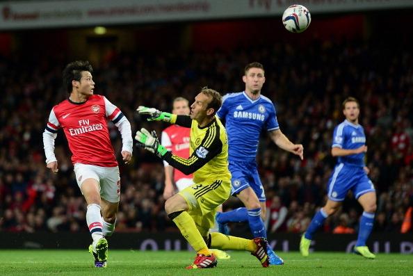 Arsenal vs. Chelsea: Capital One Cup Live Score, Highlights, Recap