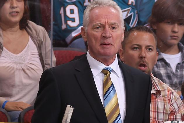 Sharks' Larry Robinson Upset at Lack of Respect Players Have for Each Other
