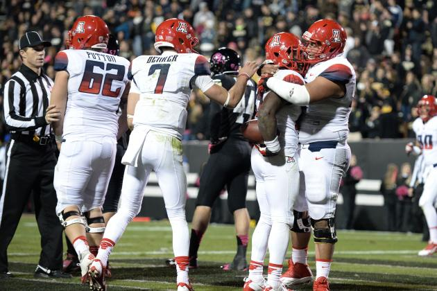 Arizona Football: Best and Worst Case Scenarios for Wildcats' Final 5 Games