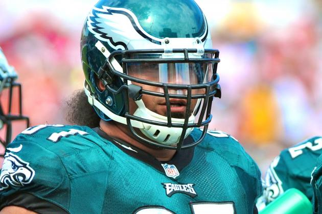 Eagles Trade Isaac Sopoaga and 6th-Round Pick to Patriots for 5th-Round Pick
