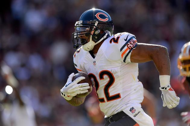 5 Ways the Chicago Bears Can Run the Ball Against the Green Bay Packers