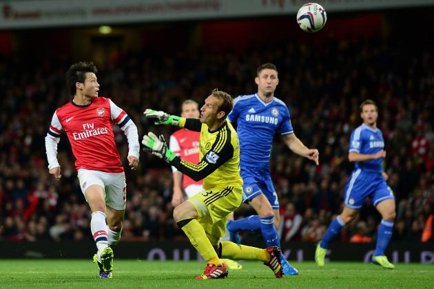 Arsenal vs. Chelsea Score, Grades and Post-Match Reaction