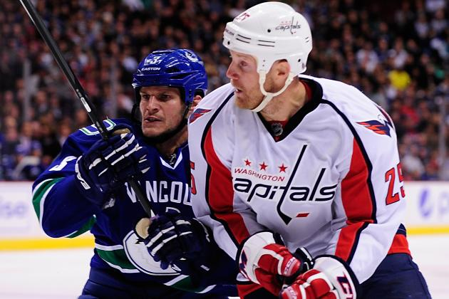 Five Questions: Kevin Bieksa on Vancouver Canucks' Aggressive Style