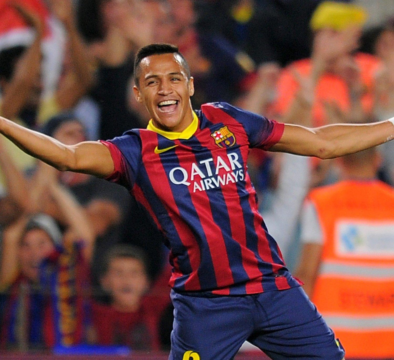 Celta Vigo Vs Barcelona Score Prediction: GIF: Alexis Sanchez Opens Scoring For Barcelona Vs. Celta