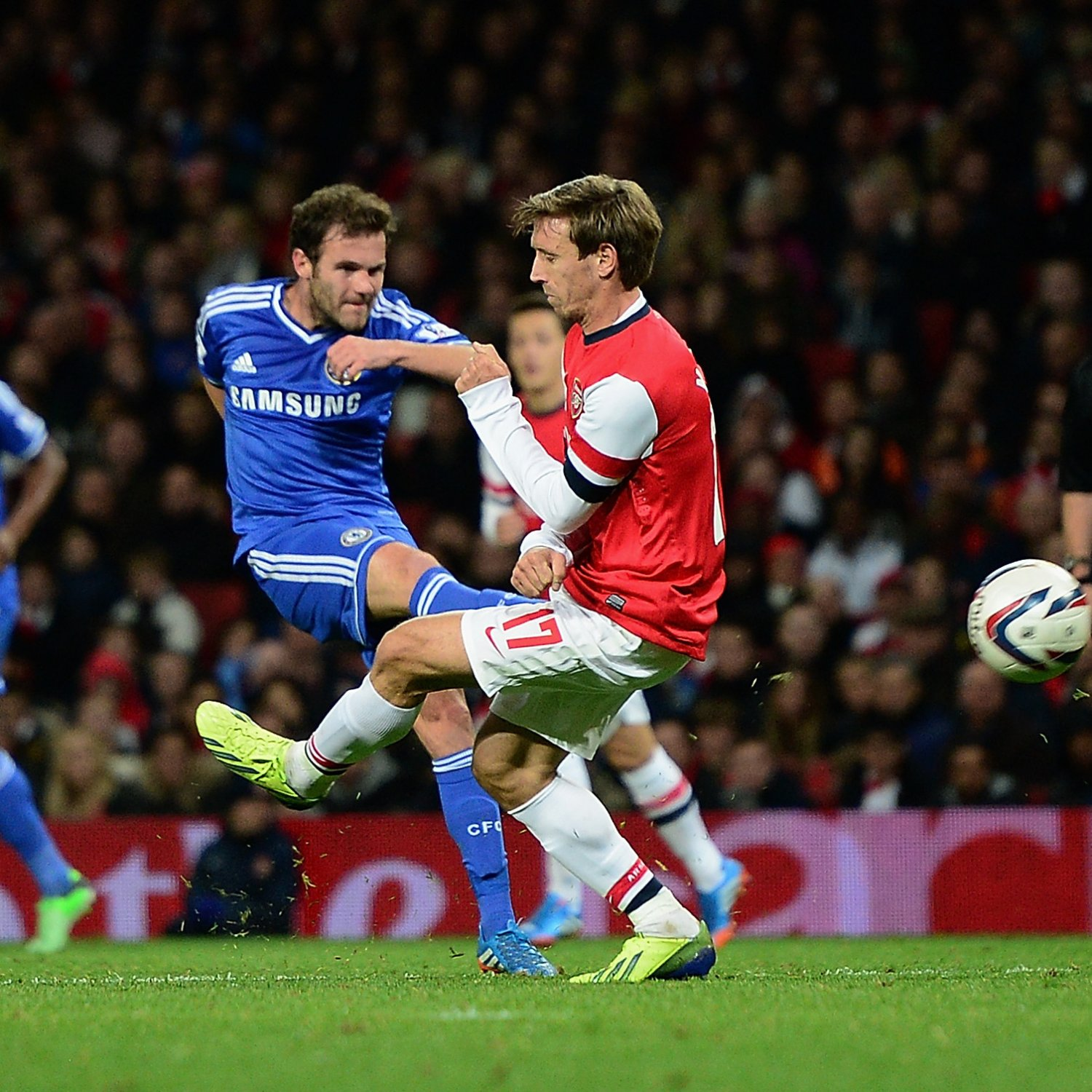 Arsenal Vs Barcelona Live Score Highlights From: Arsenal Vs. Chelsea: Capital One Cup Live Score