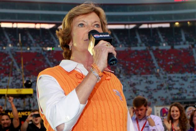 Pat Summitt Hospitalized for Routine Tests
