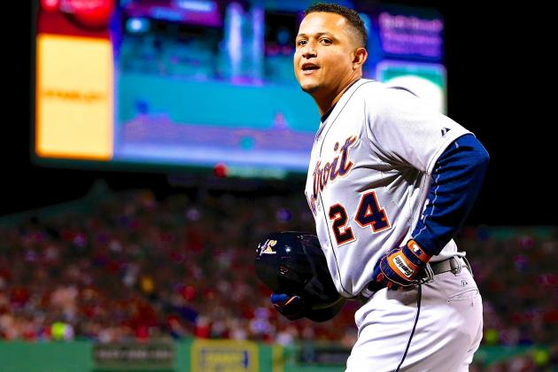 Miguel Cabrera Has Core Muscle Injury Repaired, Back for Spring Training