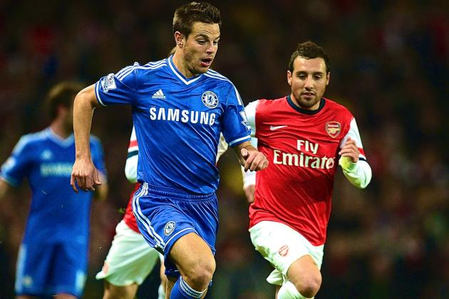 Arsenal vs. Chelsea Score, Grades and Post-Match Reaction