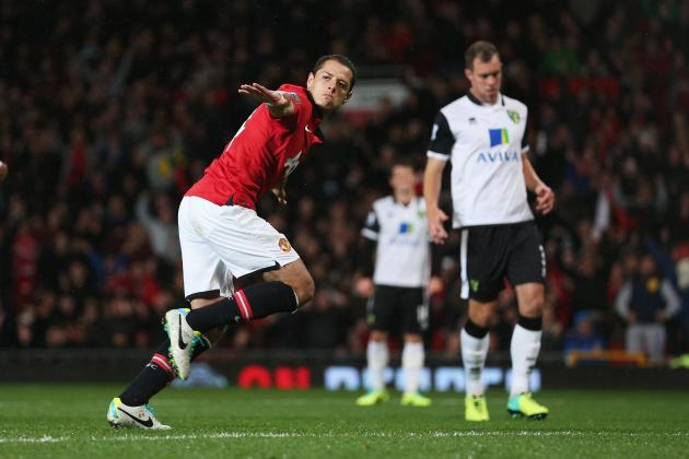 Javier Hernandez: Brace Against Norwich Should Earn Chicharito More Playing Time