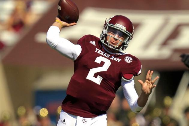 Should Johnny Manziel's 2012 Season Matter to His 2013 Heisman Campaign?
