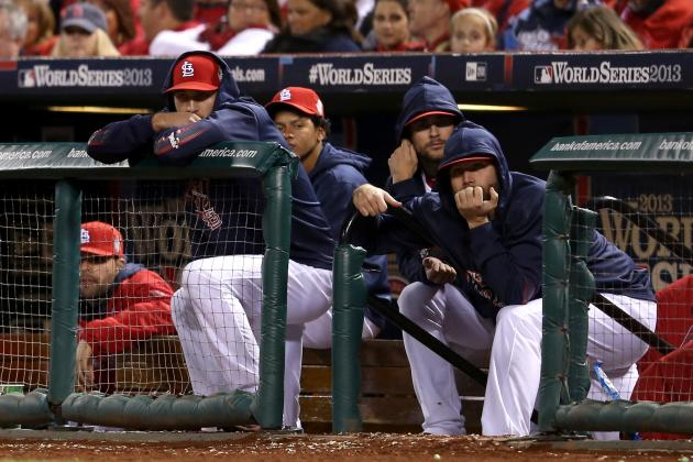 St. Louis Cardinals' World Series Troubles Extend to Team Plane
