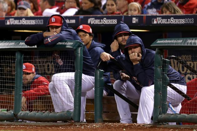 St. Louis Cardinals' World Series Troubles Extend to Team Plane