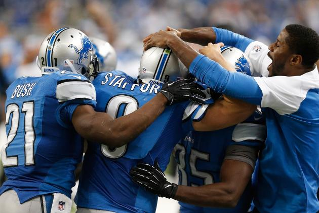 Breaking Down the Detroit Lions' Game Winning Drive over the Dallas Cowboys