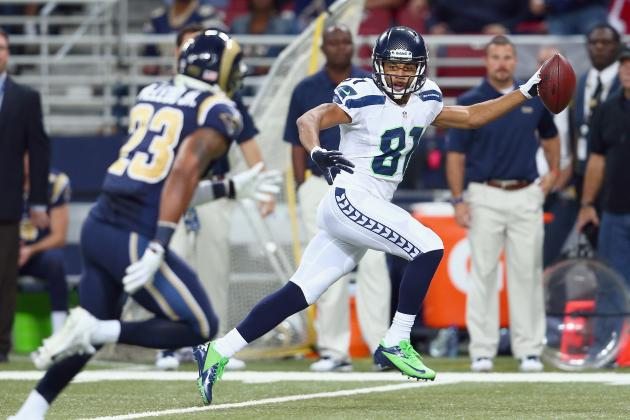 Why Embarrassing Celebration Should Put Golden Tate on a Short Leash
