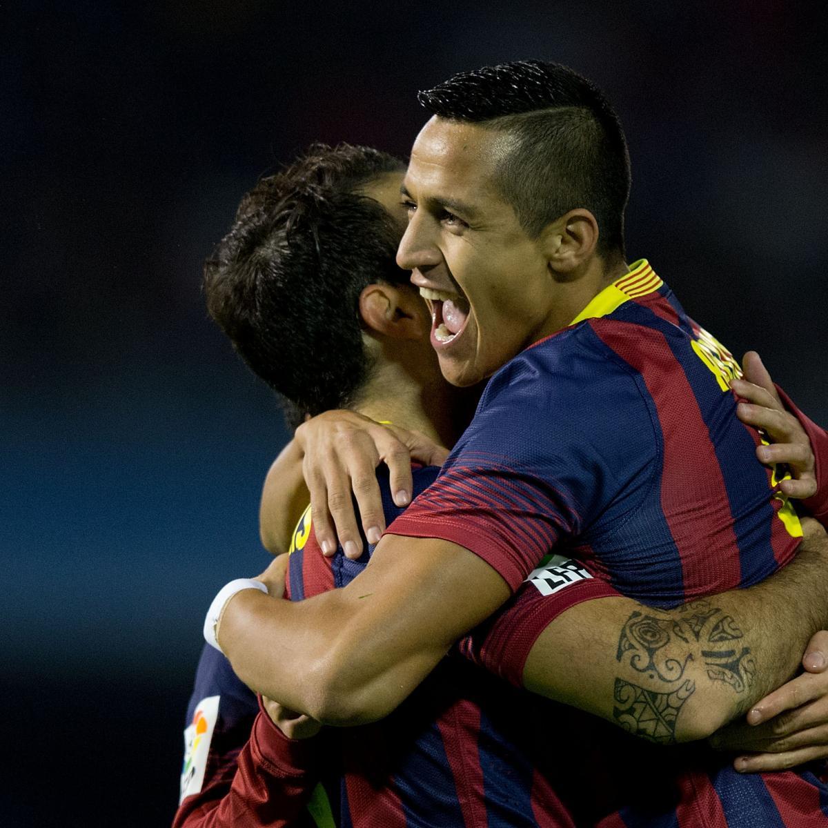 Celta Vigo Vs Barcelona Pred: Celta Vigo Vs. Barcelona: Score, Grades And Post-Match