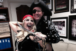 Belichick Dresses Up as Pirate for Halloween