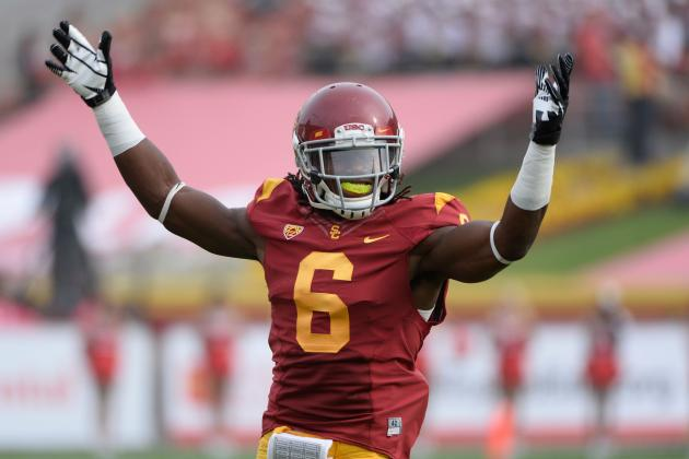 USC vs. Oregon State: TV Info, Spread, Injury Updates, Game Time and More