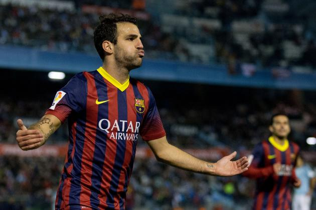 Why Cesc Fabregas' Role Against Celta Made the Difference?