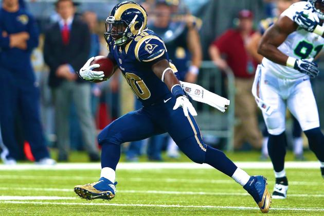 Is Zac Stacy Emerging as Newest Star NFL RB?