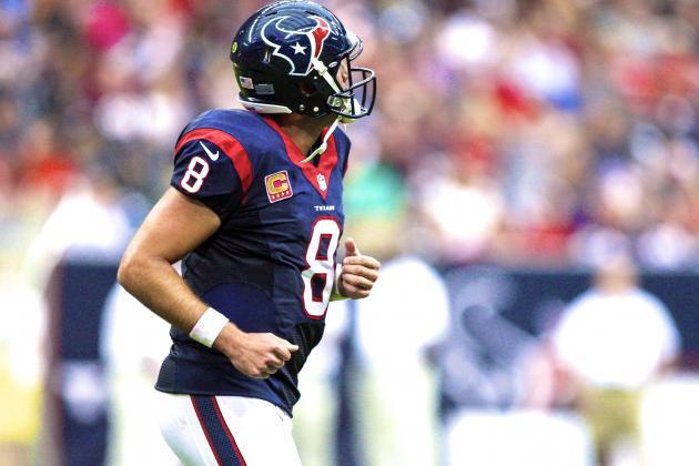 Have We Seen the Last of Matt Schaub in Houston?