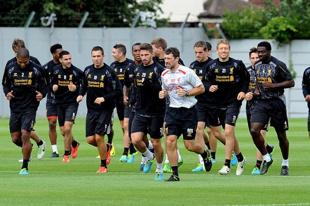 Inside Liverpool FC with B/R: Ryland Morgans, LFC Head of Fitness & Conditioning