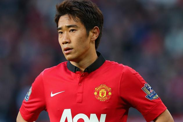 Analyzing Shinji Kagawa's Time at Manchester United So Far