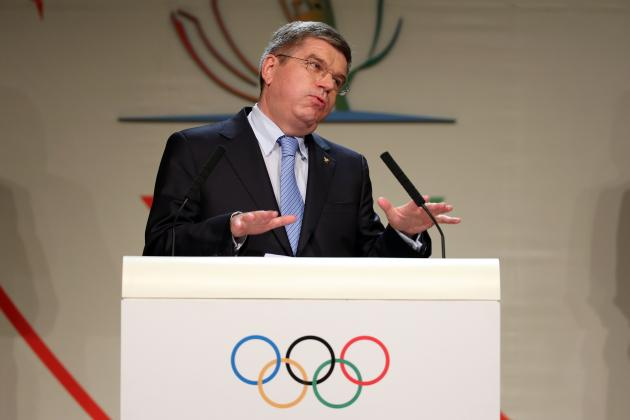 IOC President Confident Ahead of Sochi