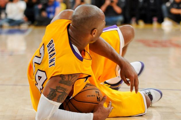 Secret to Kobe Bryant's Recovery Lies in NBA Legend
