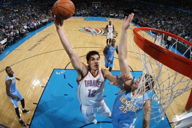 Why Oklahoma City Thunder Should Start Steven Adams over Kendrick Perkins