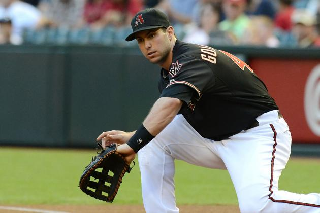 Paul Goldschmidt and Gerardo Parra Pick Up Gold Gloves
