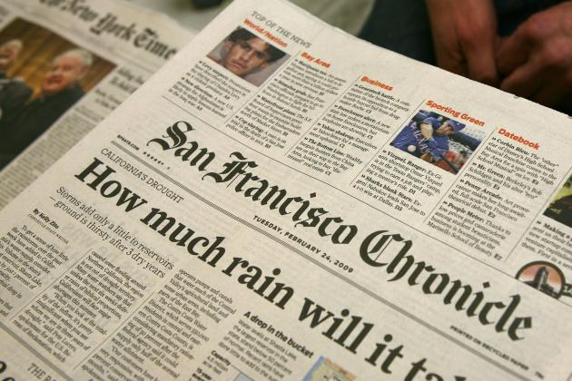 Report: SF Chronicle Dumps Redskins' Name