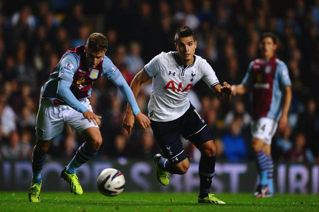 Tottenham Hotspur's Patience with Erik Lamela Will Be Rewarded