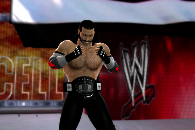 WWE 2K14: Exploring Options in the Create-a-Championship Feature