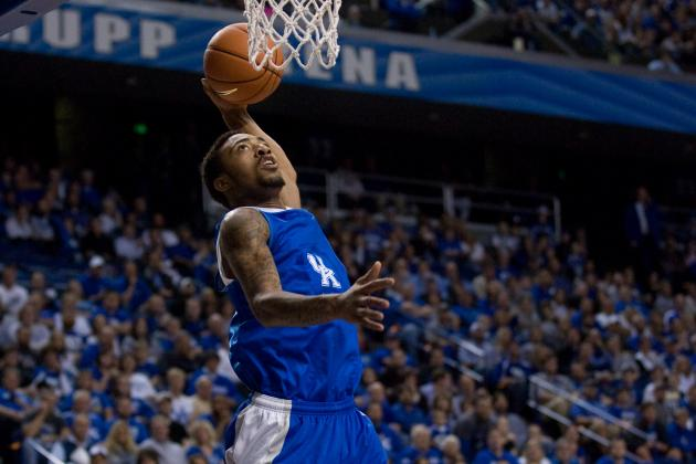 Freshmen Star in UK's Blue-White Scrimmage