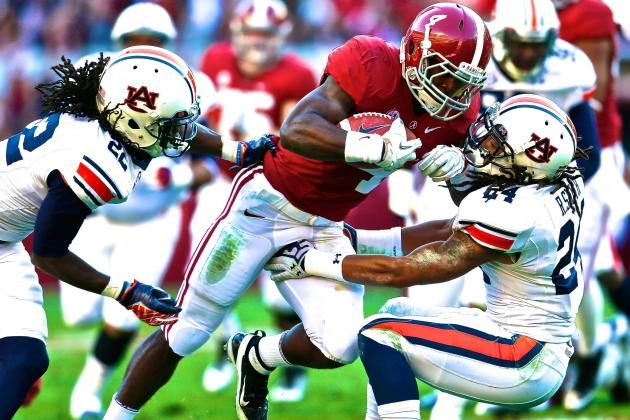 Iron Bowl Is Relevant Again, Why That's a Good Thing for Alabama and Auburn