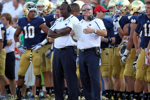 Notre Dame Football: Brian Kelly Talks Navy, Health, Freshmen