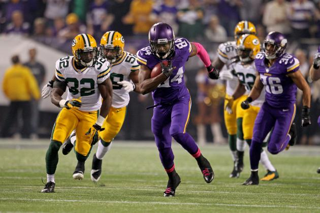 Breaking Down Cordarrelle Patterson's Success as Vikings' Kick Returner