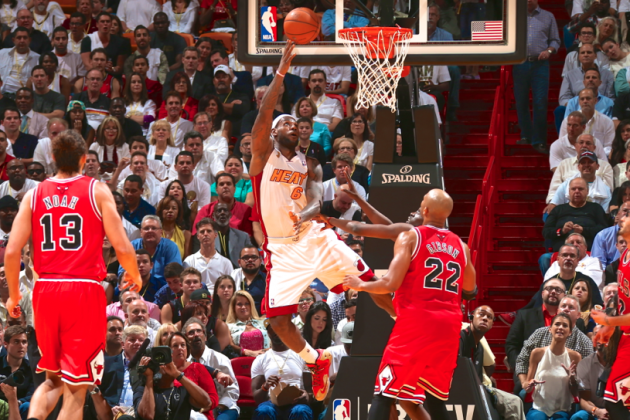 Bulls vs. Heat: Live Score, Highlights and Reaction